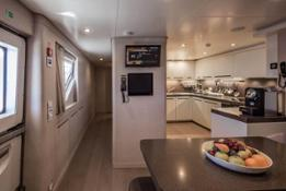 Crew Area and Galley