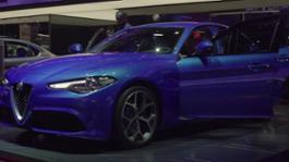Alfa Romeo Parigi 2016