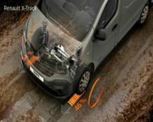 Renault TRAFIC X-Track