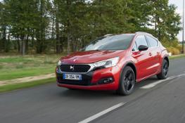 DS 4 and DS 4 CROSSBACK