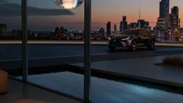 Lexus UX concept 480