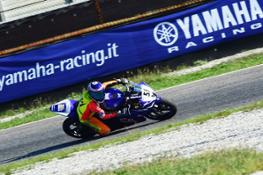 Yamaha R125 Cup - Adria (1)