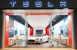 Tesla Stores and Service