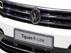 footage volkswagen tiguan r line-full hd