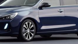 New Generation Hyundai i30 Video H264