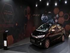 footage honda jazz-full hd