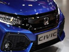footage honda civic-full hd