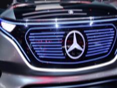 Mercedes Génération EQ