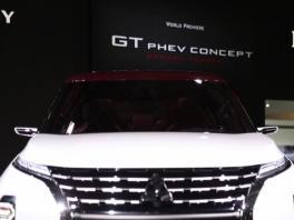 footage mitsubishi gt phev concept-original