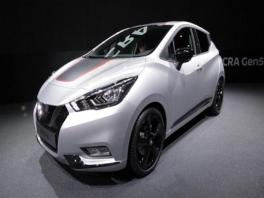 footage nissan micra-full hd