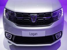 footage dacia logan-original
