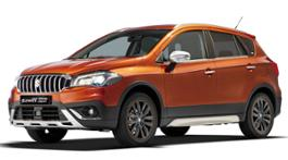 SX4 S-CROSS Cruising Concept