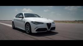 Alfa Romeo Giulia Quadrifoglio - Metafore