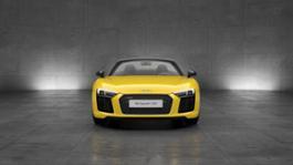 Audi R8 Spyder V10 Animation Drivetrain