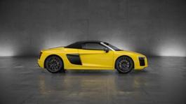 Audi R8 Spyder V10 Audi Space Frame Animation