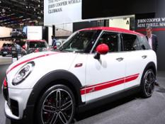 Footage Mini Clubman JCW