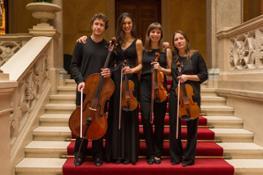 Quartetto Lyskamm-Graz-0811 kug schubert wettbewerb   johannes gellner-900x599