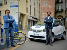 [TO]BIKE e car2go 1