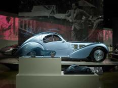 01 The Art of Bugatti Petersen Museum  LA