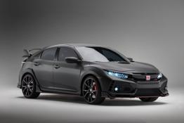 Honda Civic Type R Prototype 01-2
