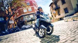 Yamaha Tricity 155 (5)