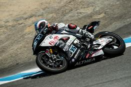 SuperStock 1000 Althea BMW Racing