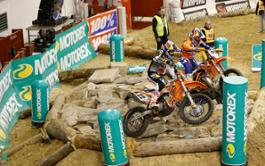 Enduro Indoor Red Bull KTM