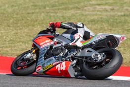 SuperStock 1000 Aprilia Racing Team