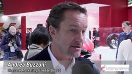 Intervista AndreaBuzzoni Ducati