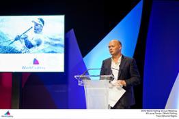 Volvo Ocean Race CEO Mark Turner