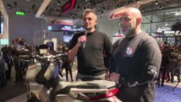 Intervista Honda Carbonara