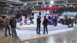 Kymco footage