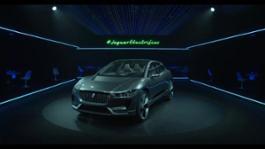 GVs Jaguar I-PACE Concept