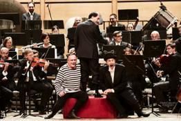 Nicola Olivieri, Francesco Montemurro, Giovanni Marziliano - foto Paolo Dalprato