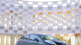 Nissan LEAF Black Edition B Roll Dynamic and Static