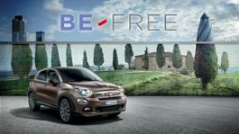 161121 Fiat 500X-Be-Free