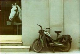 Luigi Ghirri Sassuolo 1973 foto a colori da negativo cm 16x24 (vintage) dalla serie Kodachrome