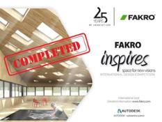 FAKRO inspires completed