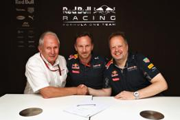 Aston Martin and Red Bull Racing extend Innovation Partnership into 2017 01