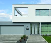 Portoncino a elevata efficienza energetica - ThermoCarbon