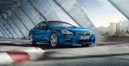 BMW 6 Series_ Luxurious elegance at its finest.