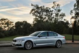 The new BMW 530e iPerformance.