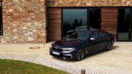 BMW M550i xDrive. Exterior Design