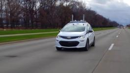B-roll -GM-Autonomous-Vehicle-Testing-