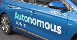 47132 Hyundai Autonomous Ioniq CES B Roll 4K