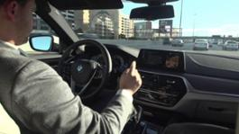 BMW Augmented Gesture Control