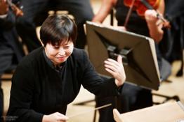 il M° Zhang Xian dirige laVerdi con Conrad Tao al piano solista – foto Paolo Dalprato (12)
