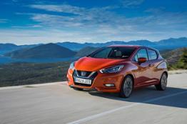 426169318 All New Nissan Micra Energy Orange
