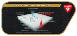 PrimaLoft Gold Active Core Bug Diagram IT