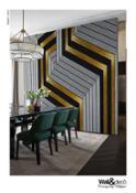 Contemporary Wallpaper 2017 - Golden hook